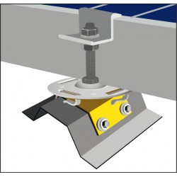 Viti Autoperforanti per Coperture Testa Esagonale Bimetallo foratura max 1mm