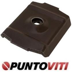Cappellotti con Guarnizione in Polietilene a Greca 30-35mm