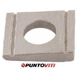 Piastrine A Cuneo Per Profilati UPN Inox DIN 434
