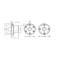 Chiocciole Trapezoidali - PV.FXN