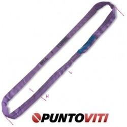 Brache ad anello continuo, 1t tessuto in poliestere ad alta tenacità (PES) colore viola 8170