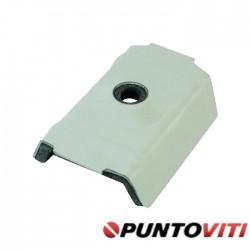 Cappellotti con Guarnizione in Polietilene a Greca 19-22mm