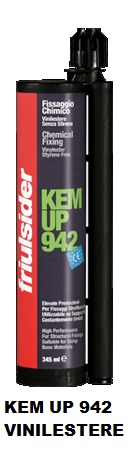 KEM UP 942 vinilestere