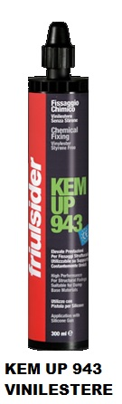 KEM UP 943 vinilestere
