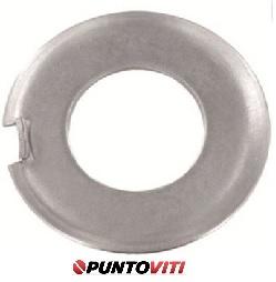 Rondelle Con Nasello Esterno Inox DIN 432